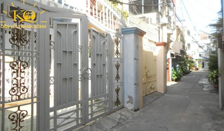 cho thuê nhà đường Huỳnh Văn Bánh