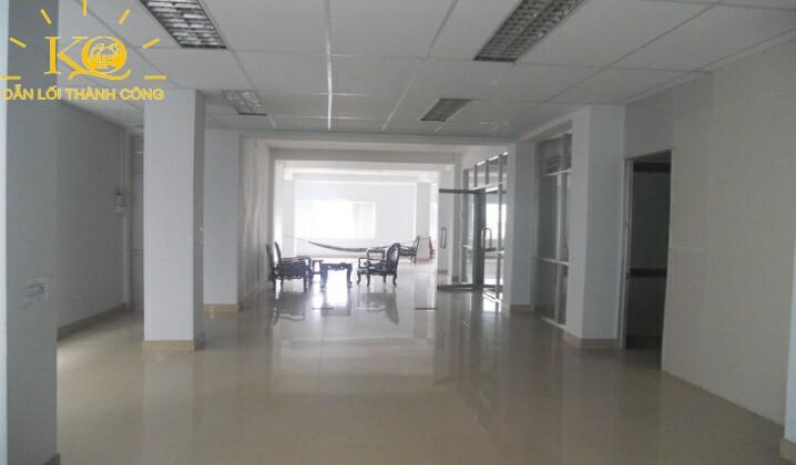 Cho thuê nhà đường Lê Văn Sỹ