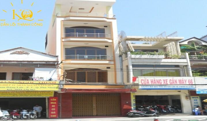 cho thuê nhà đường Phan Đăng Lưu