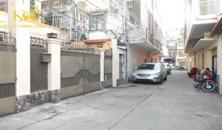 cho thuê nhà đường Trương Quốc  Dung