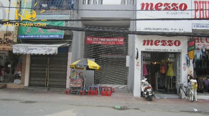 đường Trần Quang Diệu
