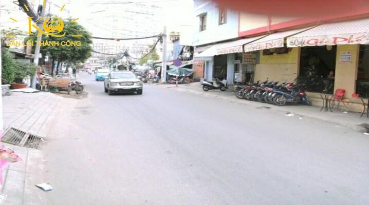 đường Nguyễn Hữu Cảnh