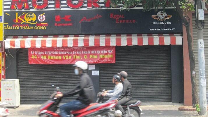 đường Hoàng Minh Giám