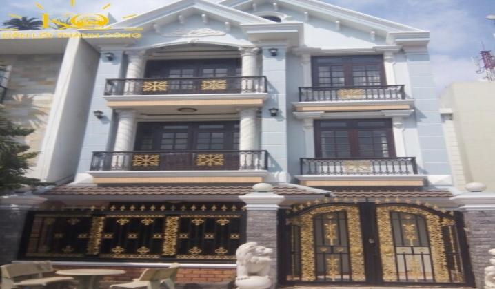 Cho thuê nhà quận 2 đường Nguyễn Thị Định phường An Phú DT: 7x17m