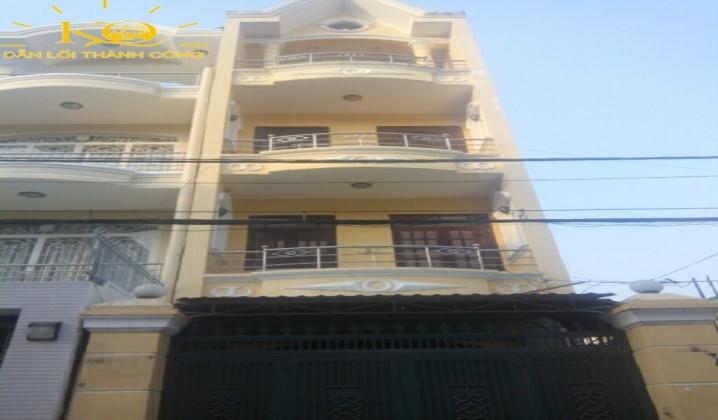 Cho thuê nhà quận 2 phường An phú . Diện tích 4x20m