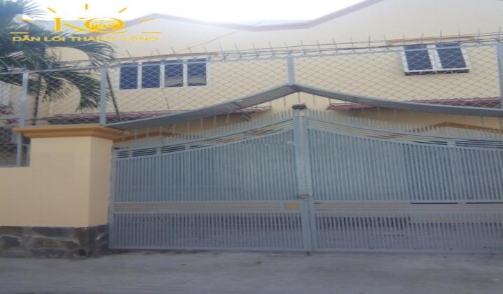 Cho thuê nhà quận 2 phường Bình An có thiết kế hiện đại, diện tích 8x10m