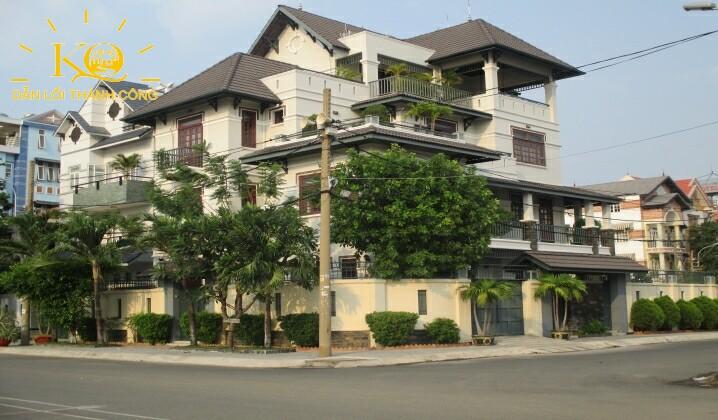 Cho thuê nhà quận 2 phường Bình An có thiết kế hiện đại, sang trọng diện tích 58
