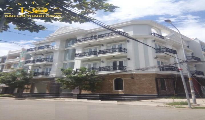 Cho thuê nhà quận 2 đường Lương Định Của diện tích 10x20m
